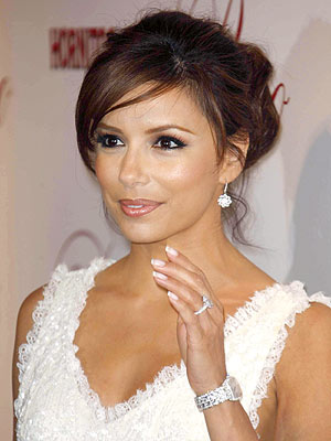 FRENCH MANICURE photo | Eva Longoria