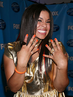 TANGERINE TIPS photo | Jordin Sparks