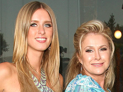 GET AN ANTI-AGING ICON photo | Kathy Hilton, Nicky Hilton