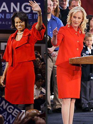PRIMARY COLORS  photo | Michelle Obama