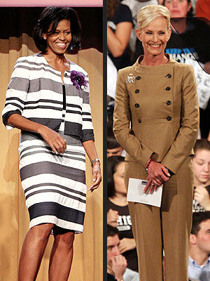 SUITING UP  photo | Michelle Obama