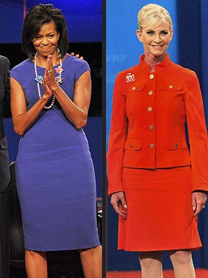 DEBATE CHIC  photo | Michelle Obama