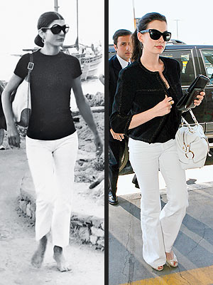jackie kennedy onassis fashion. Jacqueline Bouvier Kennedy