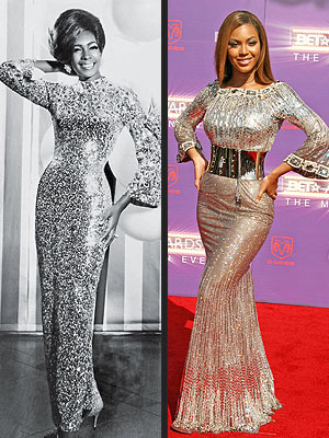 GLITTER GIRLS  photo | Beyonce Knowles, Mary Wilson