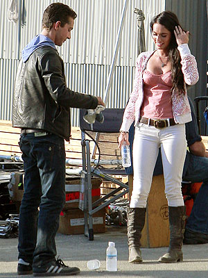 SHIA LABEOUF AND MEGAN FOX  photo | Megan Fox, Shia LaBeouf