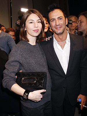 SOFIA COPPOLA AND MARC JACOBS photo | Marc Jacobson, Sofia Coppola