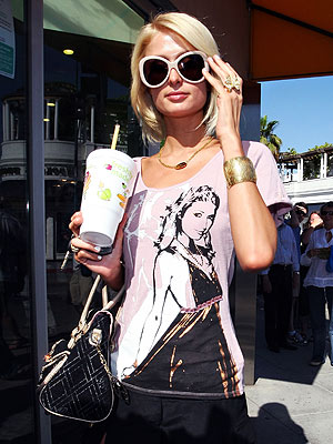 PINK SLIP photo | Paris Hilton