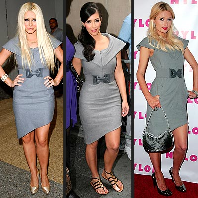 AUBREY VS. KIM VS. PARIS photo | Kim Kardashian, Paris Hilton