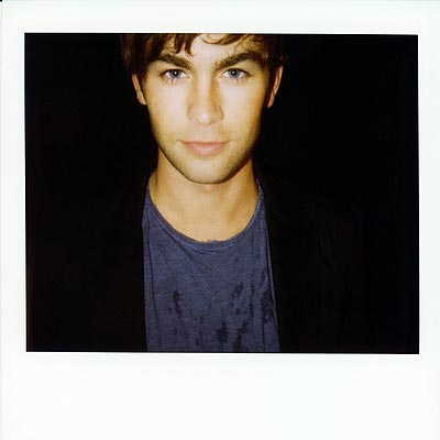 OLD BLUE EYES  photo | Chace Crawford