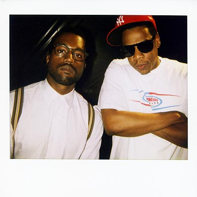 HIP-HOP HOORAY photo | Jay-Z, Kanye West