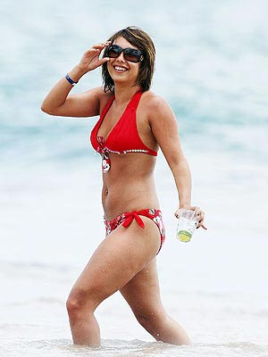 FULL HALTER photo | Cheryl Burke