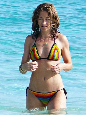 COLOR COMBO photo | Rebecca Gayheart