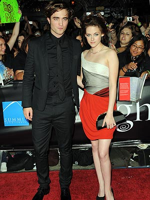 HIGH FASHION  photo | Kristen Stewart, Robert Pattinson