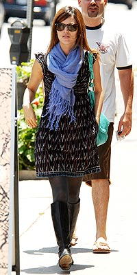 RACHEL&#39;S $56 DRESS photo | Rachel Bilson