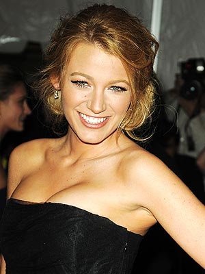 Blake Lively Hair Style on Blake Lively Picture Gallery