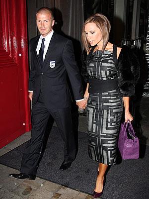 VICTORIA BECKHAM photo | David Beckham,