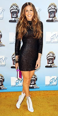Celeb Fashion Hit or Miss? - SARAH JESSICA PARKER - Sarah Jessica Parker : People.com :  celebrities sarah hit red carpet
