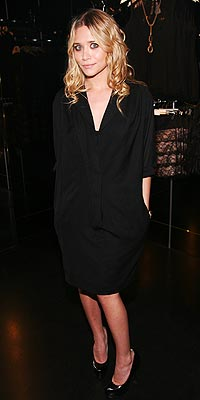ASHLEY OLSEN photo  Ashley Olsen