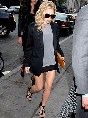 Ashley Olsen in Mango Store
