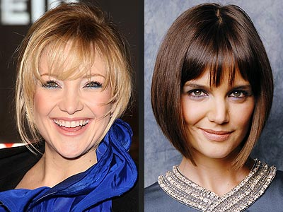 BLUE UNDER-EYES - Kate Hudson, Katie Holmes : People.com