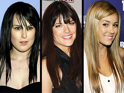 lauren conrad extensions. EXTRA-LONG EXTENSIONS photo | Lauren Conrad, Rumer Willis, Selma Blair