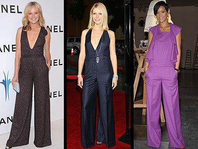 JUMPSUITS photo | Gwyneth Paltrow, Rihanna