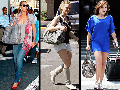 SNAKESKIN BAGS photo | Beyonce Knowles