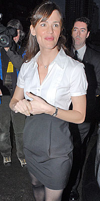 JENNIFER GARNER'S CORPORATE CASUAL photo | Jennifer Garner