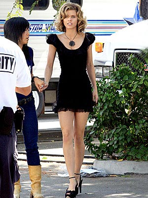 ANNALYNNE MCCORD'S LBD photo | AnnaLynne McCord