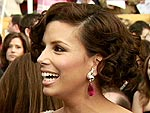 SAG Awards: What's Your Lucky Charm? | Eva Longoria