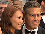 Oscars: Red Carpet | George Clooney