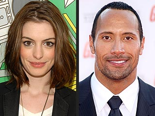 Anne Hathaway Puts on Brave Face After Breakup