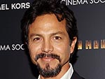 Benjamin Bratt Blows Out 47 Candles | Benjamin Bratt