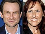New Shows, New Roles – It's Your Fall TV Guide! | Christian Slater, Molly Shannon