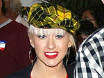 Celeb Sightings: November 5, 2008 | Christina Aguilera