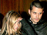 Celeb Sightings: November 14, 2008 | Jennifer Aniston, John Mayer