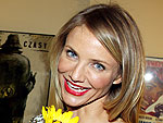 Celeb Sightings: December 15, 2008 | Cameron Diaz