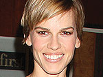 Hilary Swank turns 35!
