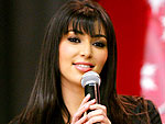 Celeb Sightings: December 18, 2008 | Kim Kardashian