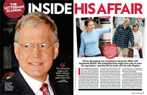 The Letterman Scandal: Inside His Affair