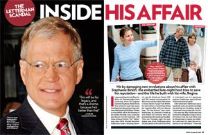 The Letterman Scandal: Inside His Affair