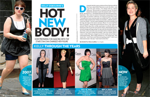 Kelly Osbourne's Hot New Body!