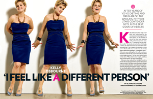 Kelly Osbourne 'I Feel Like a Different Person'