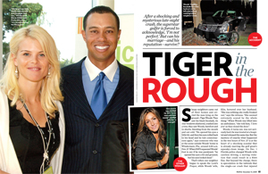 Tiger in the Rough