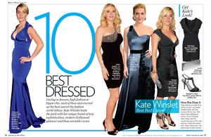10 Best Dressed