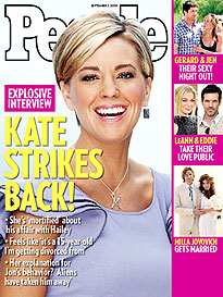 Kate Gosselin 'I'm Picking Up the Pieces'