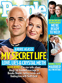 Andre Agassi Opens Up