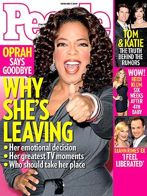 photo | Oprah Winfrey Cover, Heidi Klum, Katie Holmes, LeAnn Rimes, Oprah Winfrey, Tom Cruise
