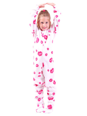 Jumpin' Jammerz Footie Pajamas For All – Moms & Babies – Celebrity ...