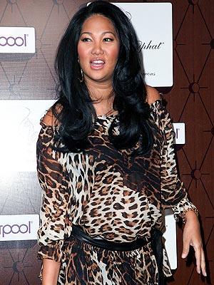 Kimora Lee Simmons: Definitely Pregnant!